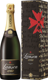 Lanson Black Label Brut box 0,75l