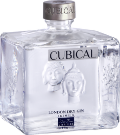 Cubical Premium London Dry Gin 0,7l