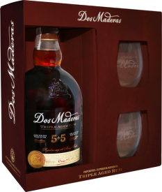 Dos Maderas P.X.5+5 10 Years Old 0,7l + 2 skleničky