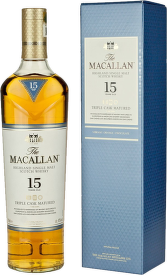 Macallan 15 Years Triple Cask 0,7l