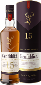 Glenfiddich 15 Years Old 0,7l