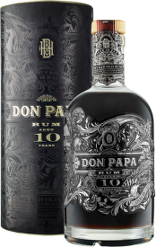 Don Papa 10 Years Old 0,7l