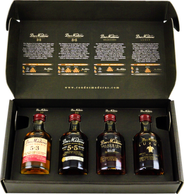 Dos Maderas Tasting set 4 x 50ml