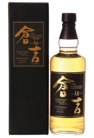 Kurayoshi Pure Malt 18 Years Old Japanese Whisky 0,7l