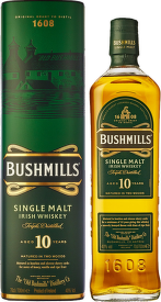 Bushmills Malt 10 Years Old