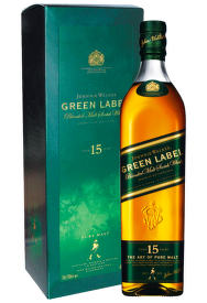 Johnnie Walker Green Label 15 Years Old 0,7l