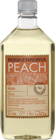 Koskenkorva Peach vodka PET 0,7l