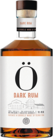 Ö Dark Rum, Small Batch Finnish Premium Rum from Fiskarr´s Oak  0,7l