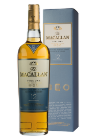 Macallan 12 Years Old Triple Cask 0,7l