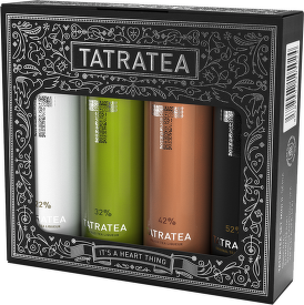 Tatratea mini set mix 4 x 0,04l