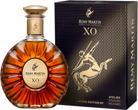 Rémy Martin XO, Limited edition Steaven Richard 0,7l