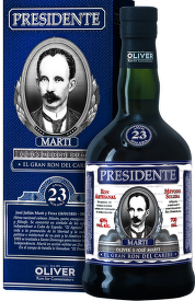 Presidente Marti 23 Years Old 0,7l