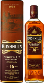 Bushmills Malt 16 Years Old box 0,7l