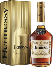 Hennessy VS Festive box 0,7l