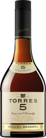 Torres 5 Years Old Solera Reserva 0,7l