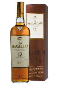 Macallan 12 Years Old Sherry Oak 0,7l