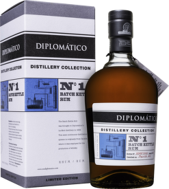 Diplomatico Single Batch Kettle No.1 0,7l