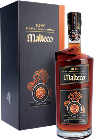Malteco 25 Years Old 0,7l