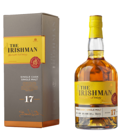 Irishman 17 Years Old Malt 0,7l