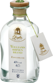 Williamsbirnenbrand (Hruškovice - Eau de Vie) 0,7l