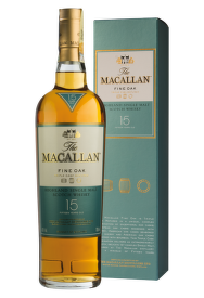 Macallan 15 Years Old Fine Oak 0,7l