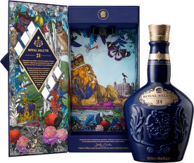 Chivas Regal Royal Salute 21 Years Old 0,7l