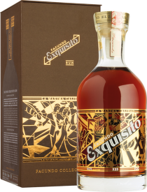 Facundo Exquisito Blend 7 to 23YO Bahamas rum 0,7l