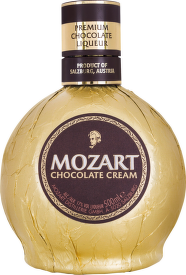 Mozart Chocolate Gold Cream 0,5l