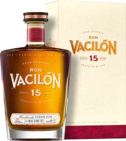 Ron Vacilón 15 Years Old Gran Reserva, Cuban Rum 0,7l