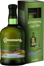 Connemara Peated Single Malt Whiskey 0,7l + sklenice