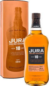 Isle of Jura 10 Years Old 0,7l