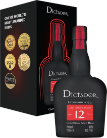Dictador 12 Years Old  0,7l