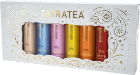 Tatratea mini set mix III. 6 x 0,04 l