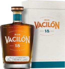 Ron Vacilón 18 Years Old Reserva Especial, Cuban Rum 0,7l