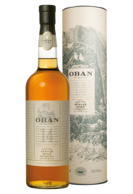 Oban 14 Years Old, Highlands 0,7l