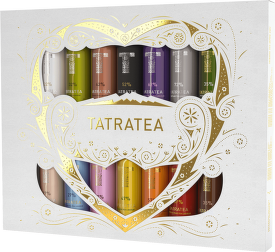 Tatratea mini set mix IV. 14 x 0,04 l