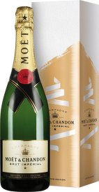Moët & Chandon Brut Imperial Festive box 0,75l