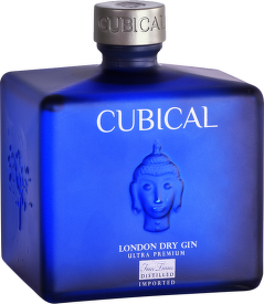 Cubical Ultra Premium London Dry Gin 0,7l