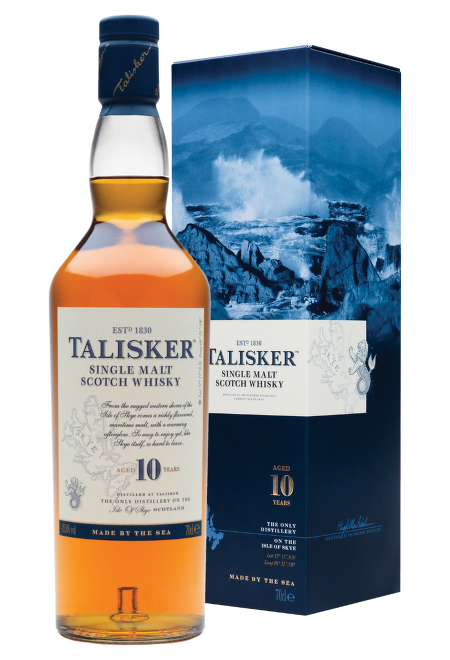Talisker 10 Years Old, Skye Island 0,7l