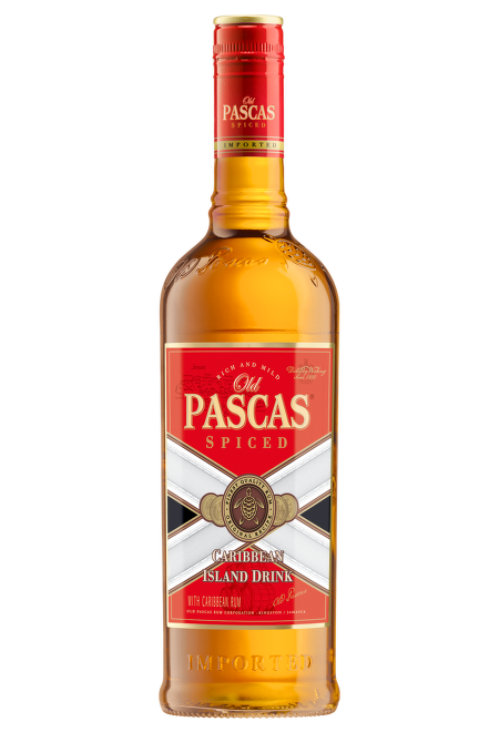 Old Pascas Spiced 0,7l