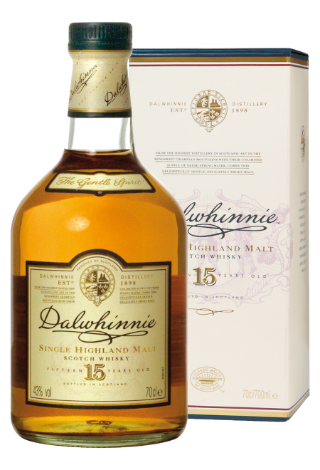 Dalwhinnie 15 Years Old, Highlands 0,7l