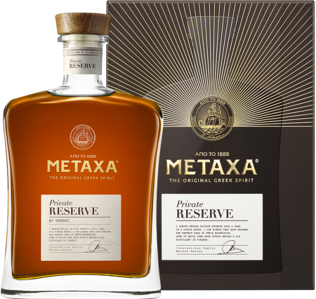 Metaxa Private Reserve 0,7l