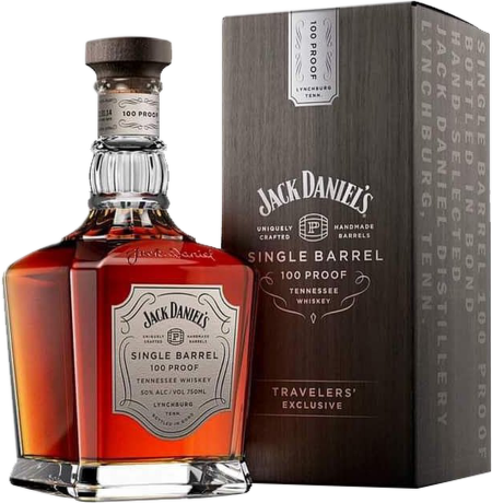 Jack Daniel´s Single Barrel 100 proof 0,7l