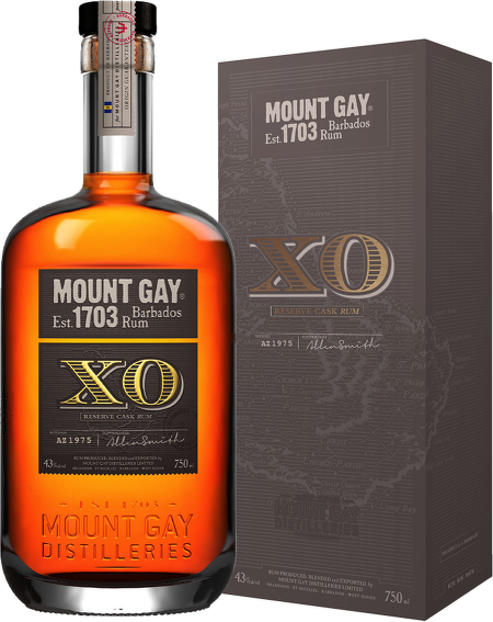 Mount Gay Rum Extra Old 0,7l