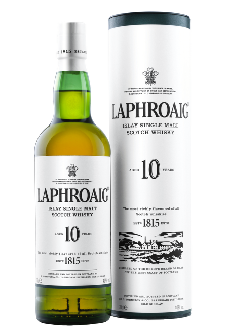Laphroaig 10 Years Old 0,7l