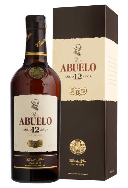 Abuelo 12 Years Old 0,7l