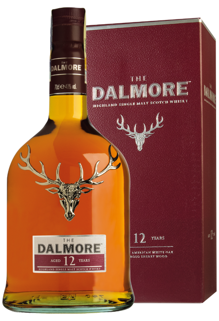Dalmore 12 Years Old 0,7l