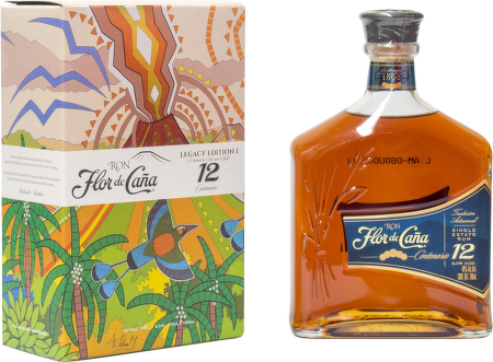 Flor de Cana 12 Years Old 0,7l