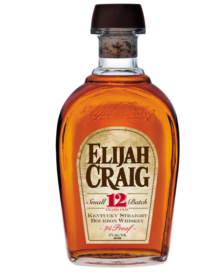 Eliajah Graig 12 Years Old Bourbon Whiskey 0,7l