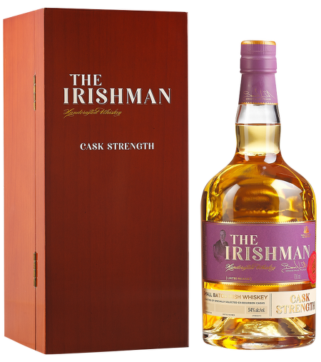 Irishman Cask Strength 0,7l